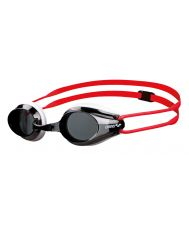очки для плавания TRACKS JR smoke-white-red