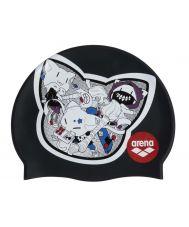 Arena 21 шапка для плавания PRINT 2 assortment
