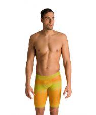 шорты для плавания стартовые м PWSK CARBON AIR 2 JAMMER psyco lime-orange