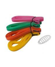 Ремешки для очков комплект RACING GOGGLES SILICONE STRAP KIT multicolour