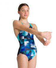 купальник спортивный ж SWIM LOVE JR SWIM PRO BACK
